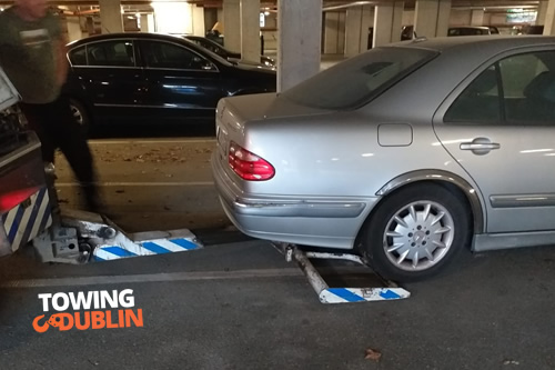Affordable Car Park Towing Dublin