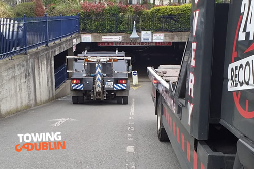 Car Park Towing Dublin
