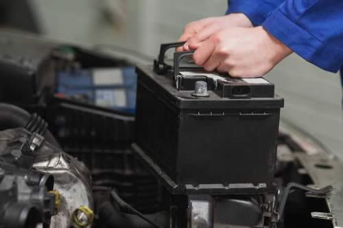 Change a Car Battery Tallaght
