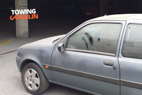 Free Car Scrappage and Removal Dublin