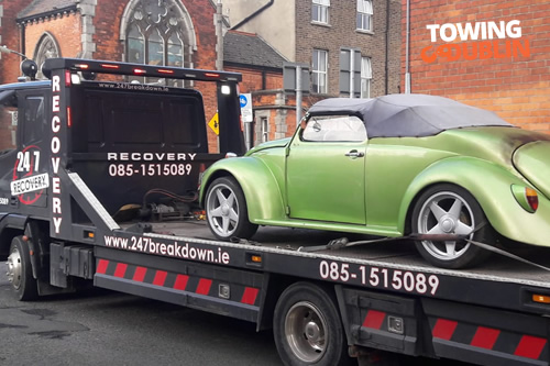 Reliable Car Transporting Dublin