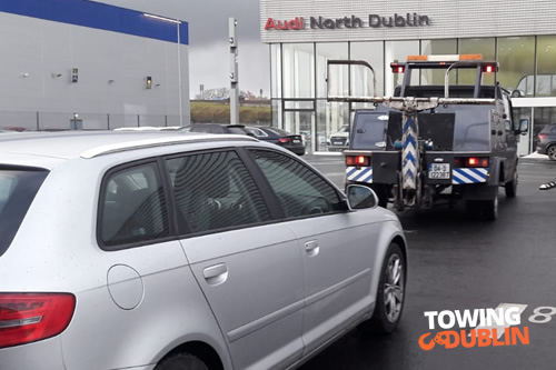 Safe Car Disposal Removal Dublin